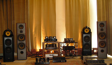 Ballad Audio Showroom